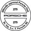 Officially approved Porsche Club 275